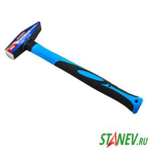 Молоток слесарный 800 гр обрезиненная ручка X-PERT 1-6