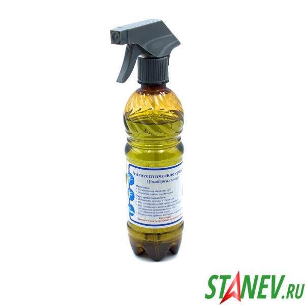 Антисептик с распылителем 0.5л запах хвои 1-25