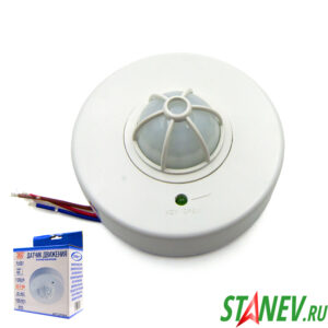 Standart luxe Инфракрасный датчик движения потолочный ST06А 360 градусов IP20 6м 1-50