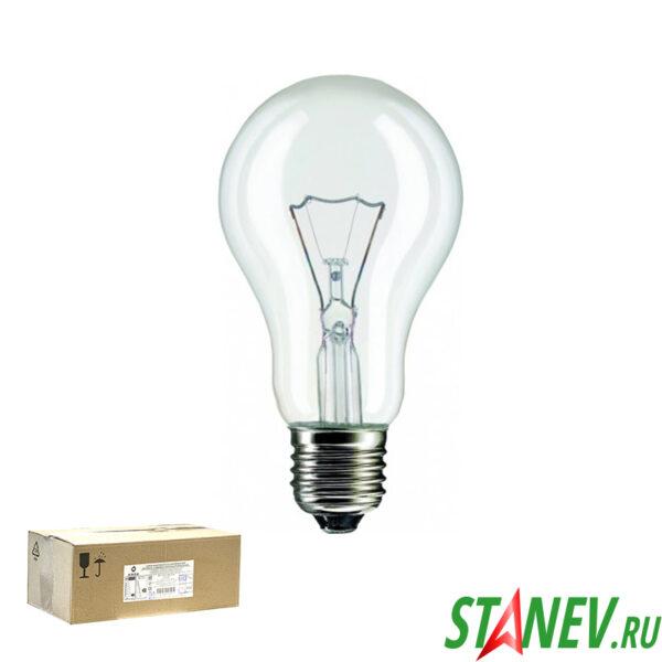 Лампа накаливания Е27 40 Вт ЛОН Калашников -100