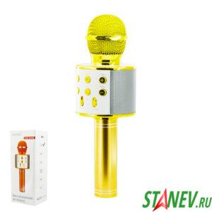 Караоке микрофон беспроводной WS-858 1-40