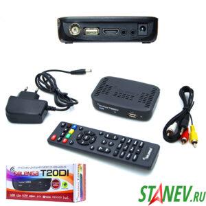 SELENGA T20DI Приставка для цифрового телевидения DVB T2 DVB T 1-1