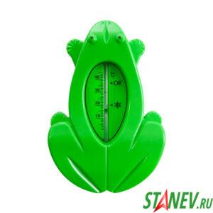 Термометр детский водный бытовой ТБВ-2 Лягушка 1-40