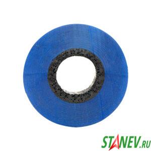 Изолента поливинилхлоридная ПВХ синяя Барнаул -192