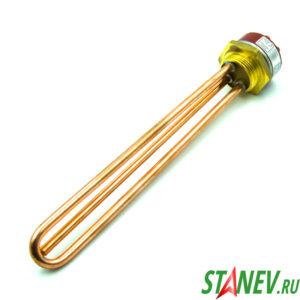 Аристон Тэн для воды с терморегулятором 2.5 кВт с автоматическим отключением 1-50