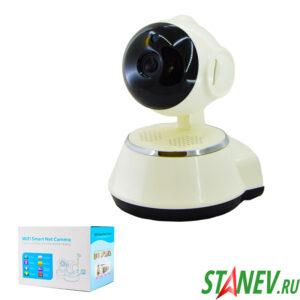 Wi-Fi Камера наблюдения беспроводная повортная 1-50