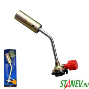 Горелка насадка на баллон газовая КТ-2008 Kovea металл с регулятором 6-120