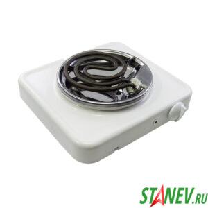 Плитка настольная 1 конфорочная Пскова электрическая ЭТП1 1.0кВт 220В конфорка спираль