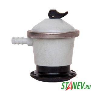 Редуктор для газового баллона пропановый бытовой РДСГ 2-1.2 Балтика 1-50