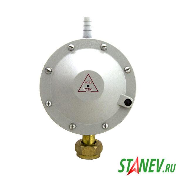 Редуктор для газового баллона бытовой РДСГ 1-1.2 лягушка S 1-50