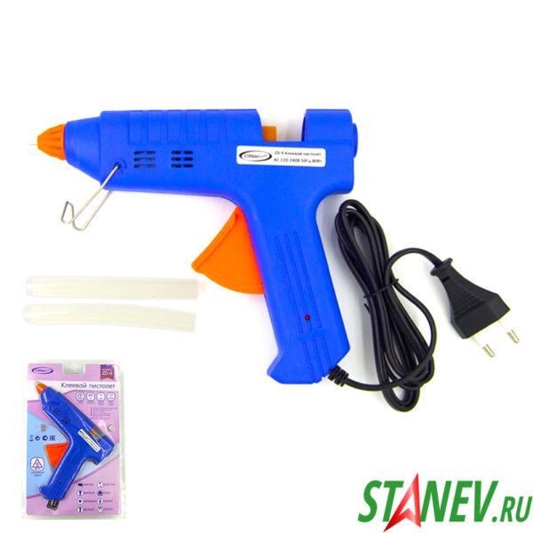 Термоклеевой пистолет электрический ZD-9 80W Standart Luxe 1-50
