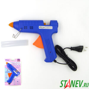 Термоклеевой пистолет электрический ZD-9 100W Standart Luxe 1-50