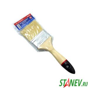 Кисть флейцевая 63 мм плоская 2,5 дюйма X-PERT 12-600