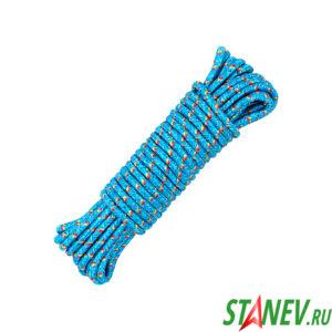 Веревка бельевая шнур вязаный 10м 1-180