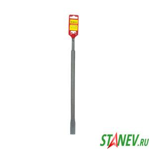 Зубило по бетону для перфоратора Лопатка SDS 14*400мм CROTT 1-50