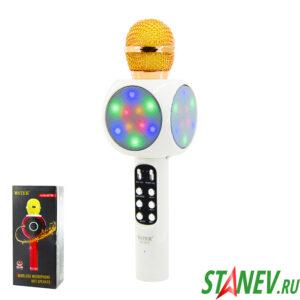 Караоке микрофон беспроводной WS-1816 1-20
