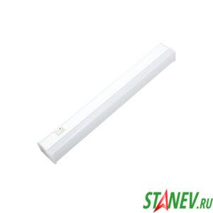 Светодиодный линейный светильник T5 7 Вт 4000K 350х22х36mm RSV 1-30