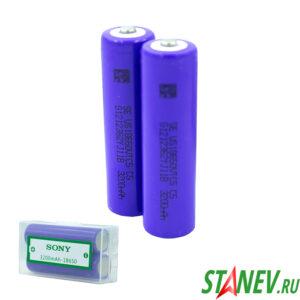 Аккумулятор 18650 3.7V 3200mA  Li-Ion под SONY 2-10