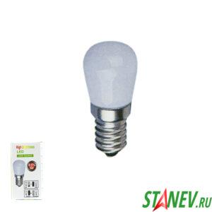 Лампа LED для бытовой техники светодиодная Е14 3Вт ST26 1-100