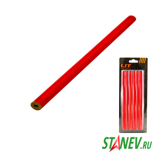 Карандаш разметочный 180 мм -цена за пачку 12шт- 1-200