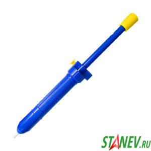 Насос для распайки Отсос припоя пластиковый ZD-108 Standart luxe 1-50-100
