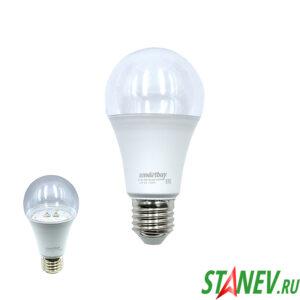 ФИТОлампа Светодиодная лампа для растений Е27 11Вт А60 LED Смарт 1-10