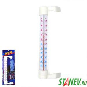 Термометр уличный оконный на липучке ПРЕСТИЖ 1-30