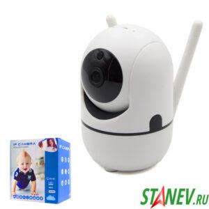 Wi-Fi Камера наблюдения с датчиком движения Видео-Няня 1-1
