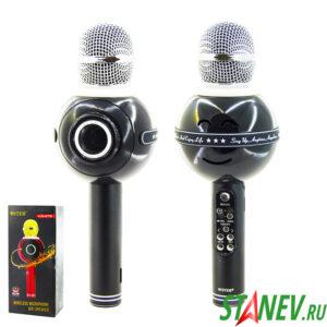 Караоке микрофон беспроводной WS-878 1-15