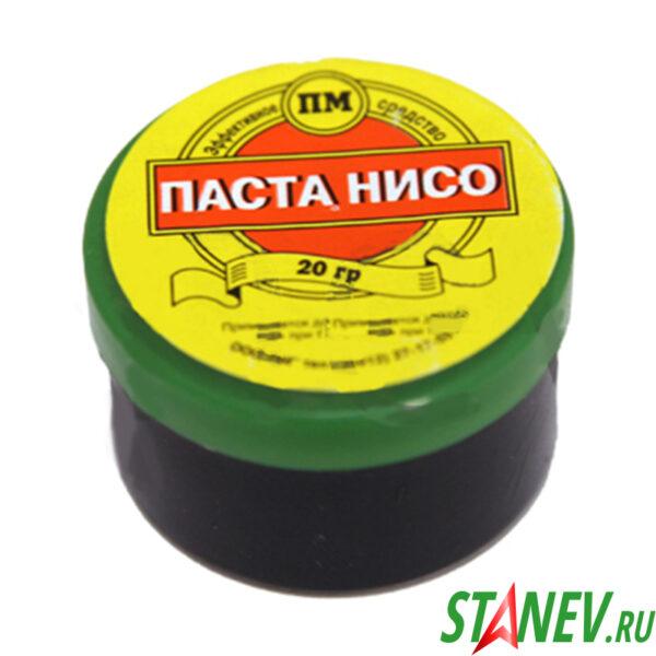 Флюс Паста НИСО паяльная 20 гр 10-500