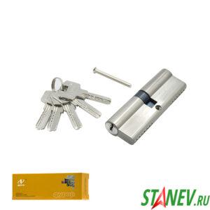 Цилиндр личинка для замка 90мм с ключами Фурор 12-120