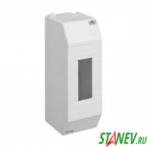 Корпус модульный с пломбиратором 1-2 автомата пластик 1-108