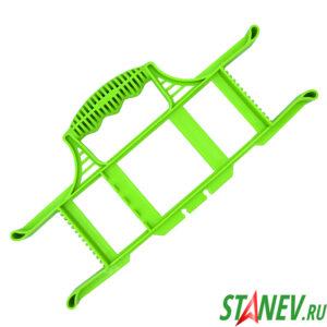 Каркас для удлинителей на Большой рамке РЕ зеленая -25