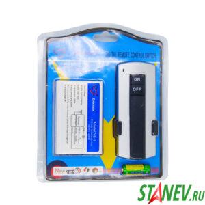 Контроллер с пультом управления светом 1 канал дистанционный выключатель ПДУ-1 1-50
