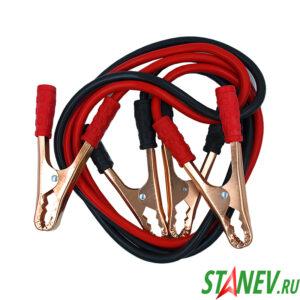 Провода для прикуривания автомобиля 100 А 12В 2.5м 1-30