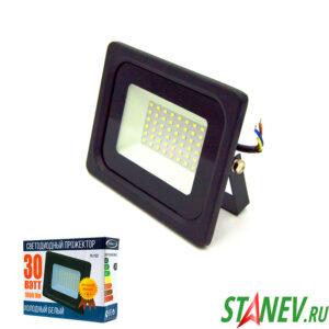 Standart Luxe Прожектор светодиодный уличный IP65 30Вт 1-40