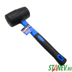 Киянка резиновая пластиковая ручка 750 гр X-PERT 6-48