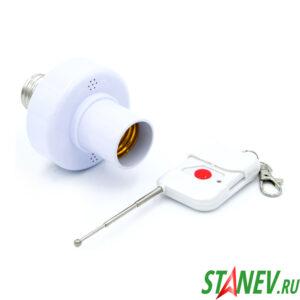 Дистанционный выключатель Патрон с пультом управления Вкл Выкл пульт брелок 1-100