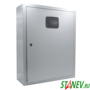 Электрический щит металлический 06 ГО герметичный с окном 500х400х155