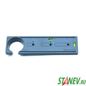 Шаблон для разметки отверстий под монтажные коробки ТДМ 1-1