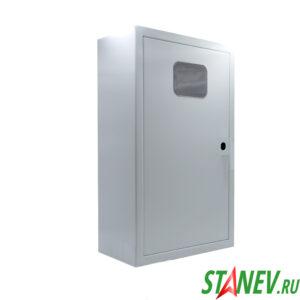 Щит металлический учетно-распределительный ЩРУ 3Н12 с окном IP31 500х300х155