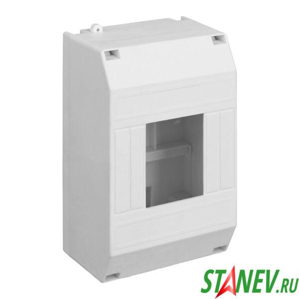 Корпус модульный с пломбиратором 2-4 автомата пластик РВ 12-60