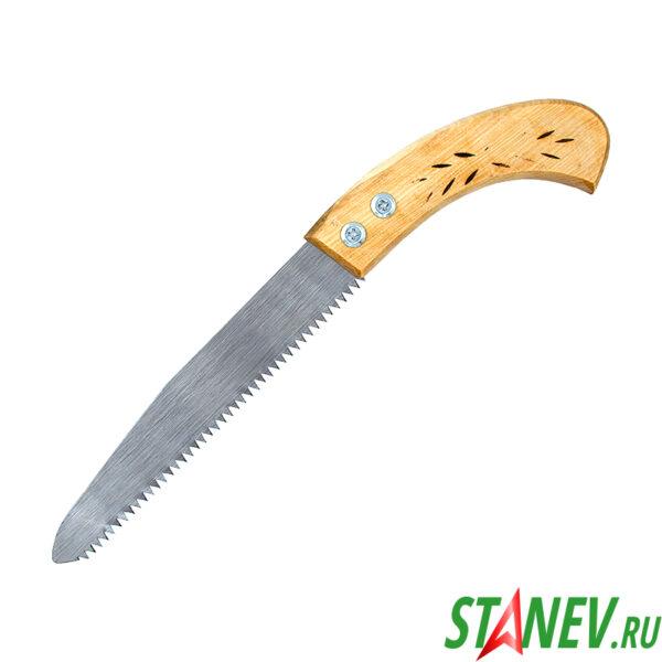 Ножовка садовая с деревяной ручкой XP-305 1-160