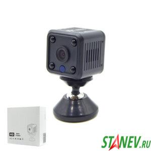 Wi-Fi Камера IP наблюдения c ночным виденьем MINI высокой четкости 110-DA 1-1 АКЦИЯ