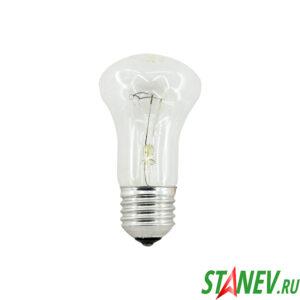 Лампа накаливания М50 Е27 36В 40Вт 900лм КЭЛЗ -100