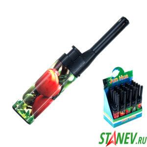 Зажигалка для газовых плит и розжига Овощи прямой Малый стержень 50-600