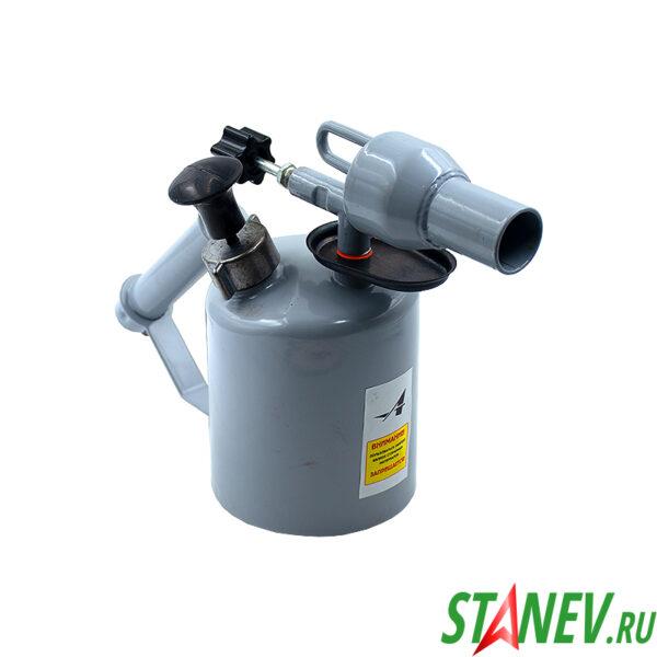 Лампа паяльная ЛП-1М бензиновая 1.0л Аи92-95 АВИАТЕХ 1-1
