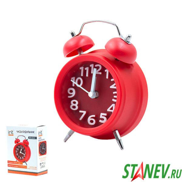 Часы-будильник IR-604 irit 1-200