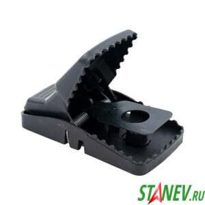Крысоловка пластик W-5265 black 10-240