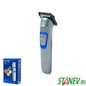 Машинка для стрижки волос HTC AT-526 3Вт серебро аккумулятор 1-60